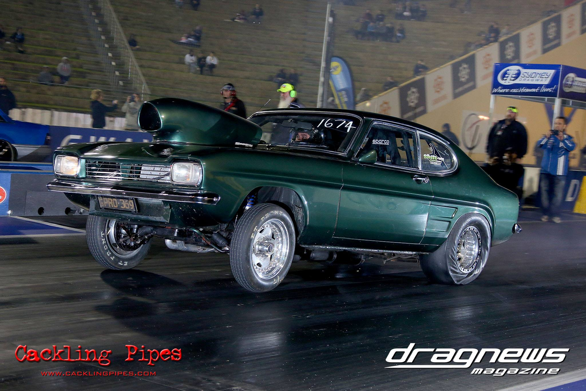 Al Vella Drag Week Winner