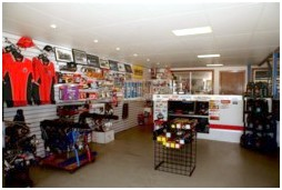 BG Engines retail shop